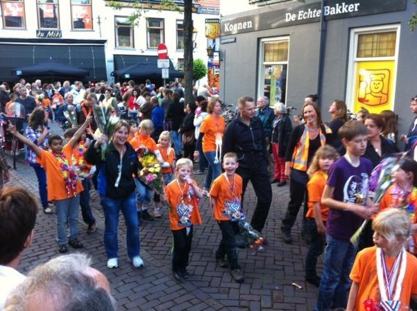 Avondvierdaagse Doesburg