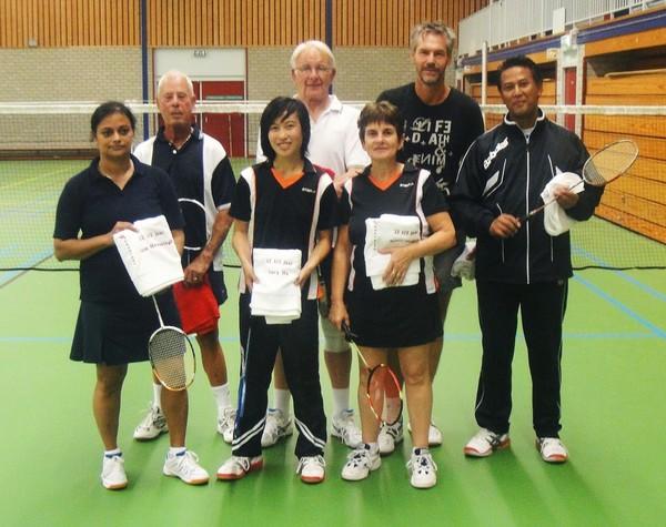Badmintonvereniging Doesburg 600