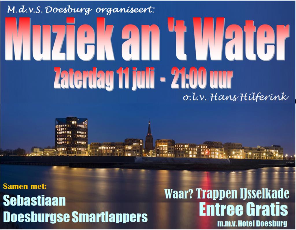 Muziek an 't Water 2015