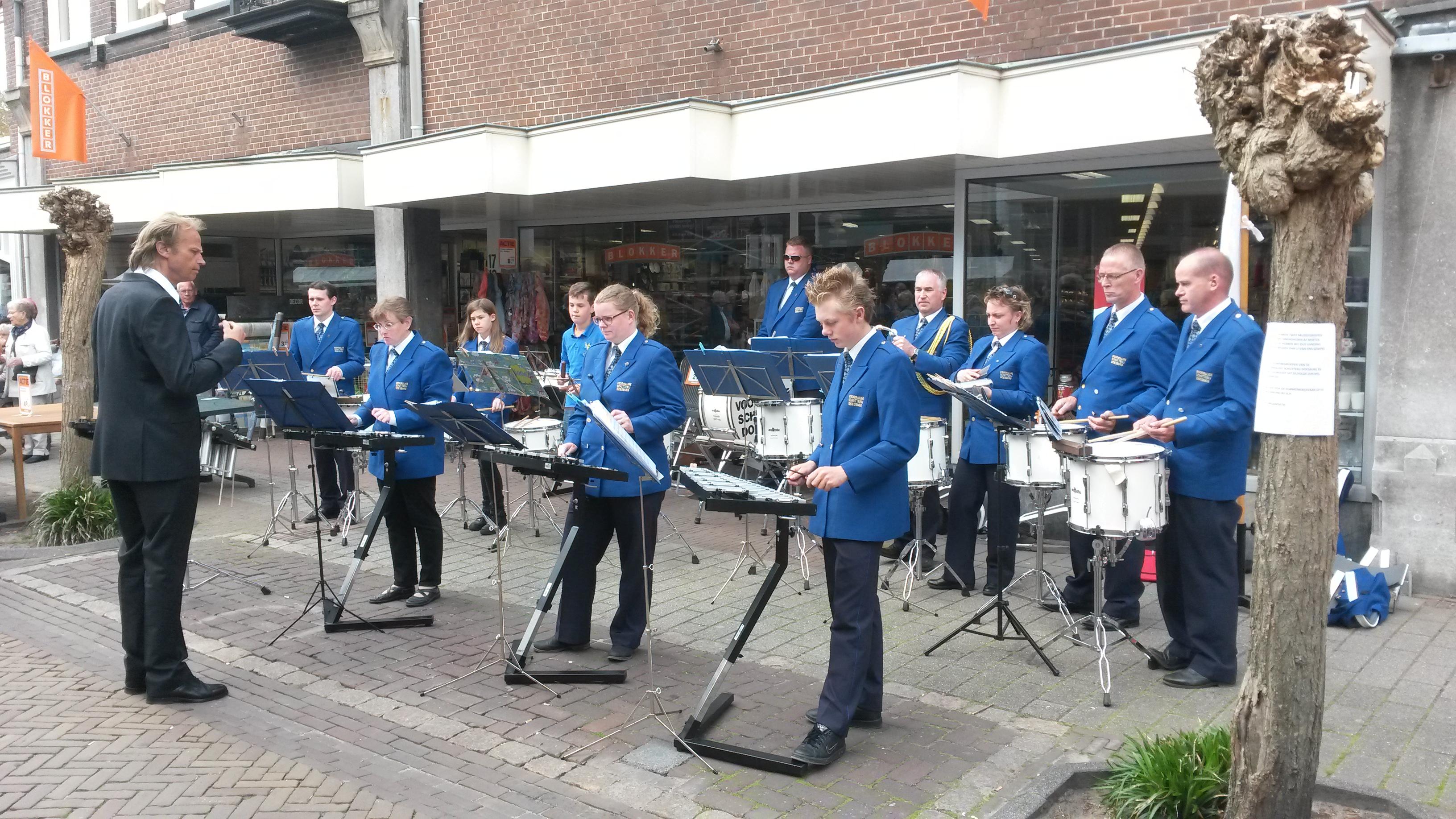 Muziekcorps der Voormalige Schutterij Doesburg
