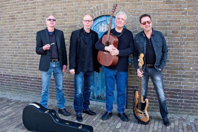 Bernard Brogue Band Ubbink Doesburg Jazz