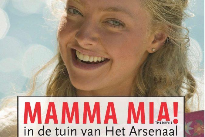 Buitenfilm Mamma Mia